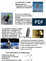Fisica 10 Caida Libre