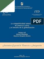 2La Competitividad Industrial de América Latina y el desafio de la globalización