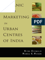 Book Organic Food Marketing in Urban Center of India
