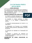 Derechos y Obligaciones Del Empleado Público 1