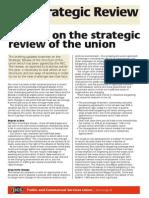 PCS Strategic Review BB 35 15