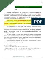 Análise Do Edital - AFRFB 2014