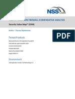 WAF Comparative Analysis
