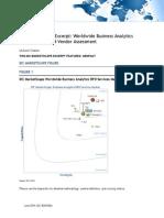Idc Marketscape Excerpt Worldwide Business Analytics