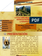 Literatura Quechua - Wilmer