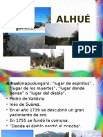 ALHUÉ