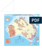 Australian Mines and Mineral Deposits