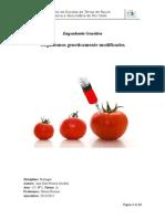 Engenharia Genética - OGM