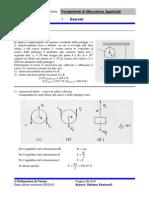 Es_14 meccanica applicata