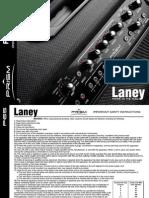 Manual Para Laney Prism p65