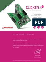 Clicker 2 Pic32mx Manual v102