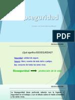 Clase Bioseguridad 5 Mar 2014