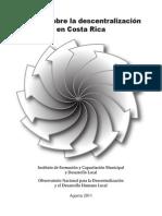 DescentralizaciónCR