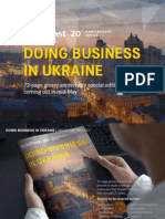 Doing Business in Ukraine