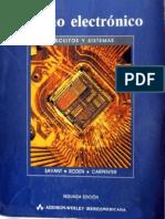 Diseño Electrónico - C. J. Savant Jr., Martin S. Roder & Gordon L. Carpenter - 2da Ed