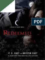 House of Night 12 - Redimida - P.C.Cast.pdf