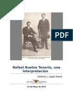 Rafael Buelna, una interpretación