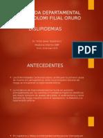 Presentación Xvii Jornada Sobolimi Filial Oruro