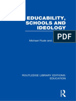 Teoria Generala a Educabilității