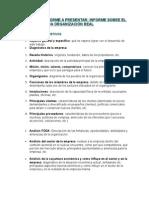 Modelo de Informe a Presentar Investigacion