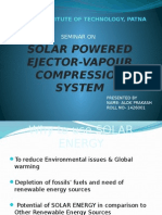 hybrid ejector refrigeration system