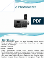 PPT FLAMEPHOTOMETER