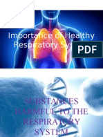 Substances Harmful to the Respiratory System (3)