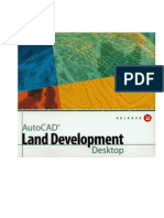 Manual Esp Autodesk Land Desktop 2006-2009