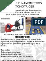 Tipos de Dinamometros Automotrices