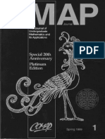 UMAP 19s99 Vol. 20 No. 1 1999 Articulo the Best Way to Knick'm Down