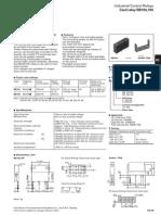 Fuji Semiconductor RB104 de Datasheet