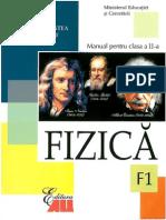 Fizica F1 Manual Pentru Clasa XI a PDF
