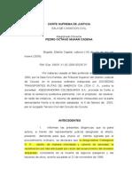 (2009) Corte Suprema de Justicia - Expediente No. 00235