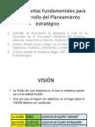 7. Misión y Visión