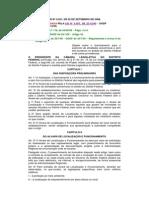 LEI Nº 4.201 (REVOGADA) - Instalação, Licenciamento e Funcionamento de Atividades Econômicas DF