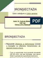 8 Bronsiectazia