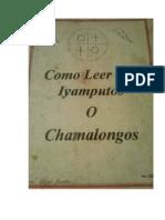 Omo Leer Los Iyamputos o Chamalongos