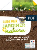 Guide pour jardiner nature
