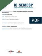 Sistema Mobile_Servidor Para Gerenciamento de Despacho de Empilhadeiras