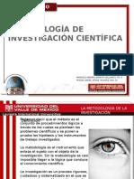 Metodología de investigación científica