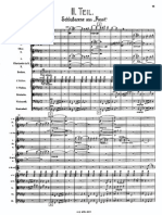 Mahler - Symphony No.8 Second Part (Full Score)