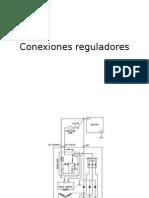 Conexiones reguladores