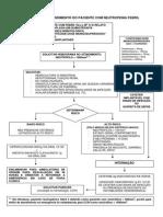 Rotina o 1 - Fluxograma de Atendimento Do Paciente Com Neutropenia Febril 2
