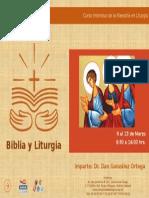 Biblia y Liturgía