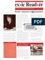 The Dyslexic Reader 2010 - Issue 54