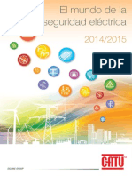 2014-15 CATU Catalogo General Español