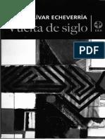 El sentido del Siglo XX - Bolivar Echeverria