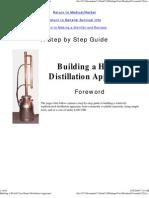 Building a World Class Distiller