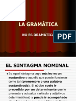 El Sintagma Nominal
