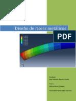 Diseño de Risers Metálicos